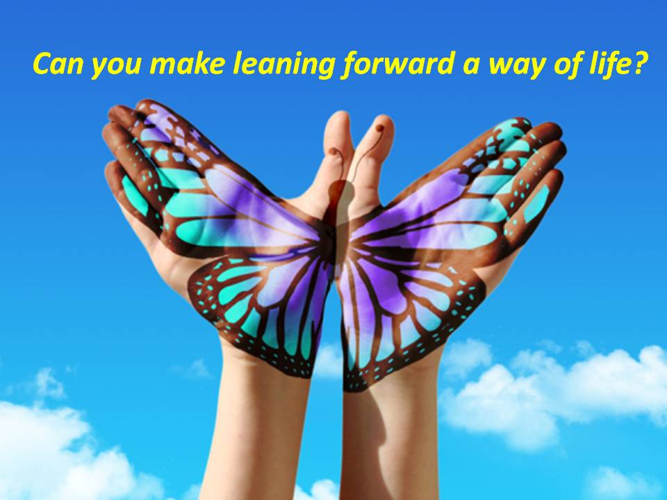 Lean Forward - Do It