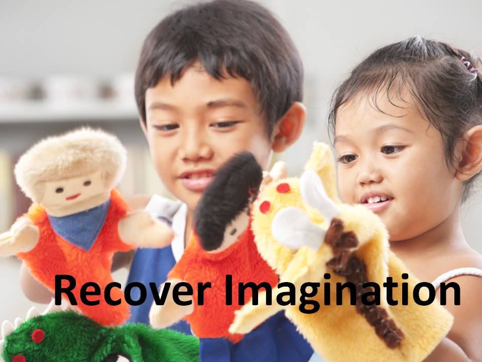 Learn from Children - Imagination