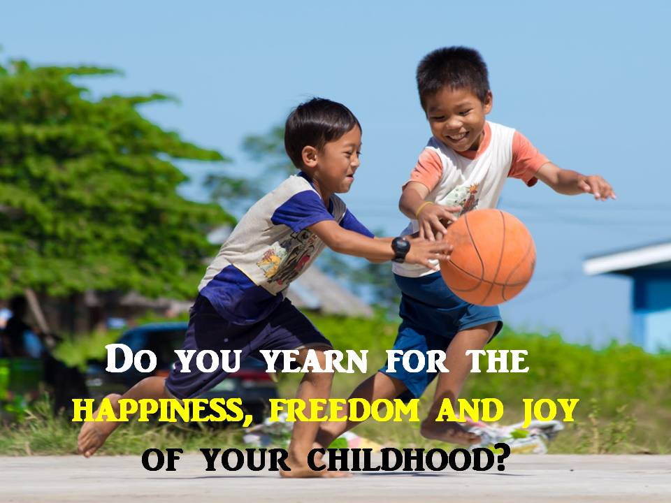 Learn from Children - Joy