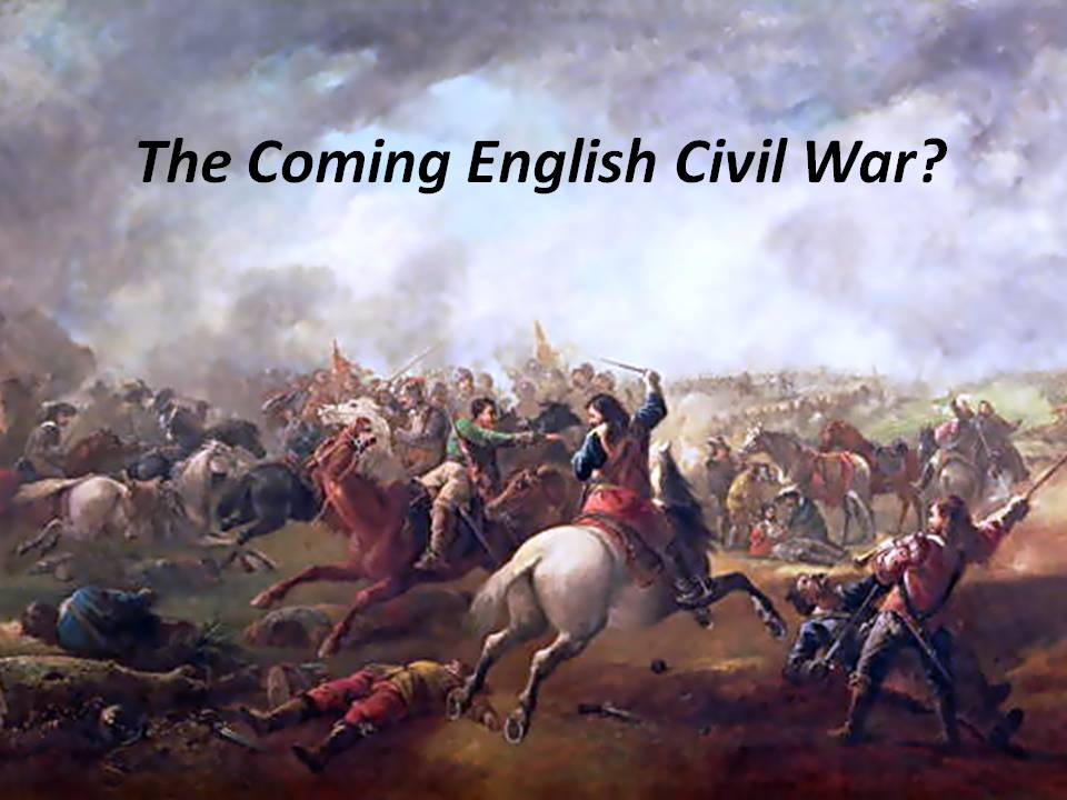 Brexit - Civil War