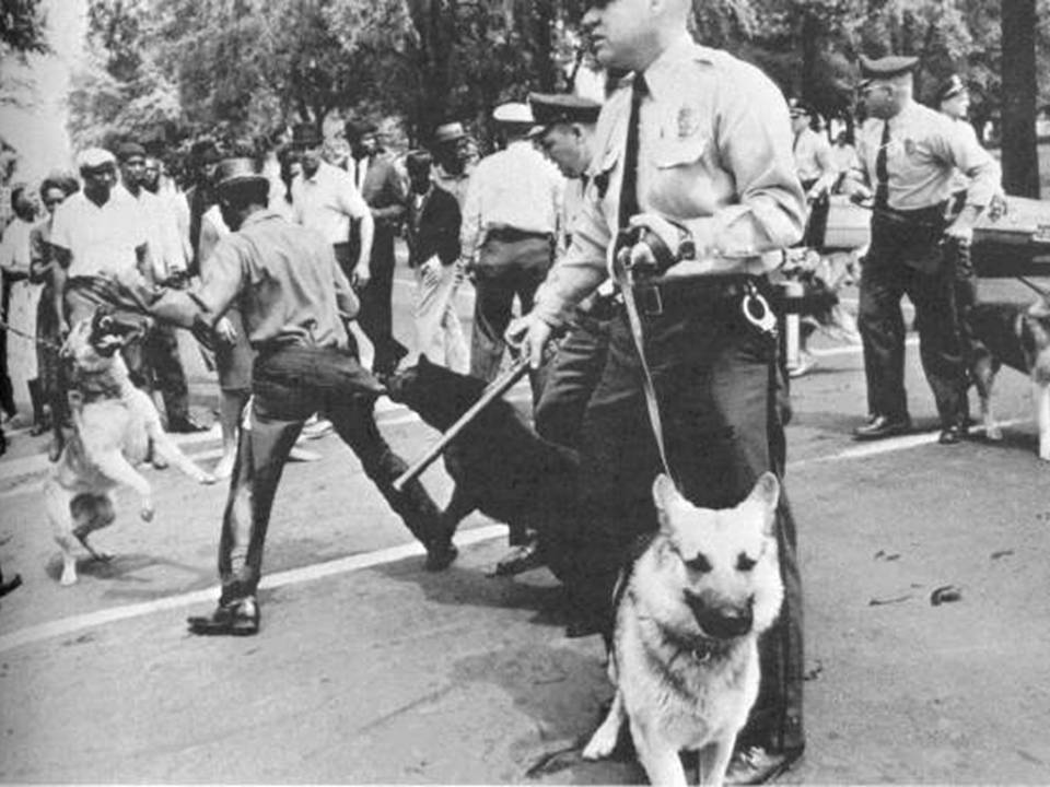 Compassion in the face of hate - Civil Rights