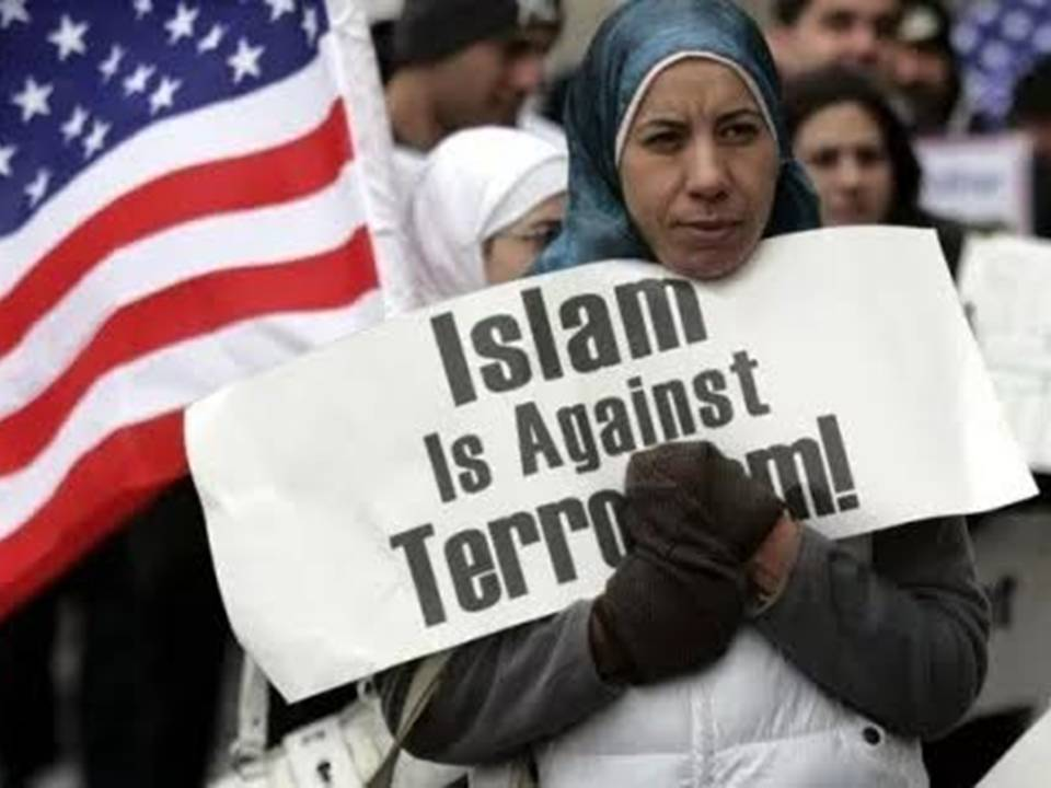 Compassion in the face of hate - Islam