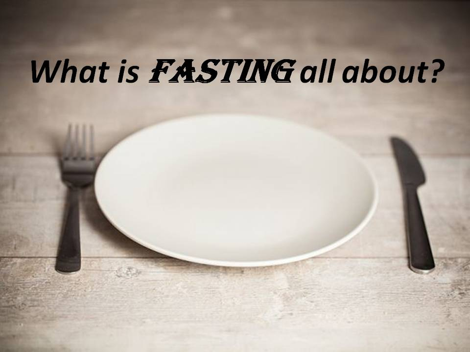 Ramadan - Five Things - Fasting