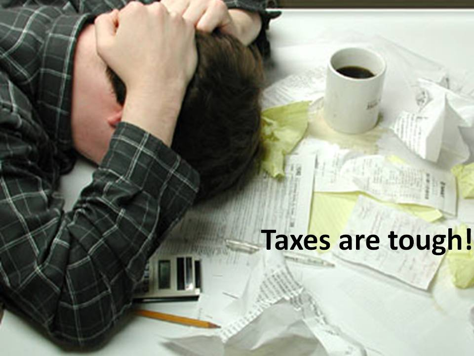 Apply Online - Taxes