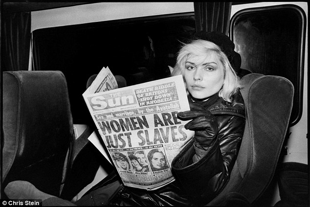 India Press - Blondie