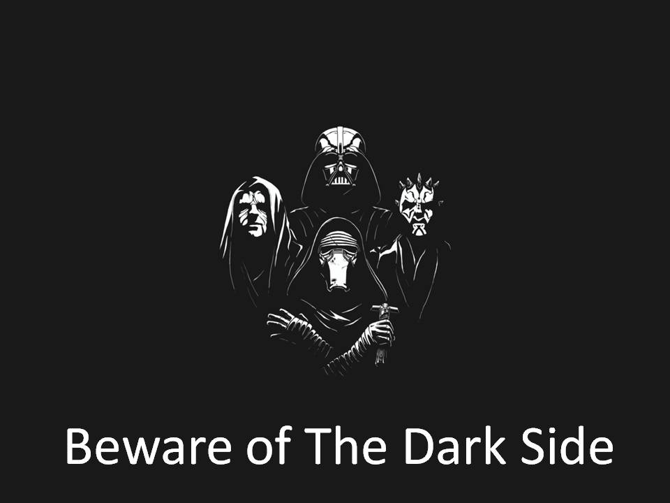 Inauguration and March - Dark Side