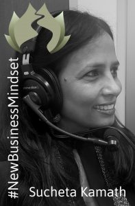 Sucheta Kamath on #NewBusinessMindset