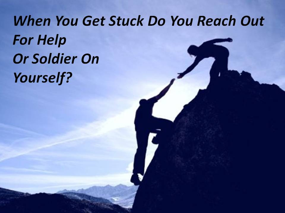 Why You Should Learn To Ask For Help - Gareth J Young-8365